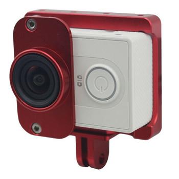 Aluminum Border Xiaomi Yi Frame Mount Xiaomi Xiaoyi Protective Housing Shell for Xiaomi Yi Sports Action Camera Accessories<br><br>Aliexpress