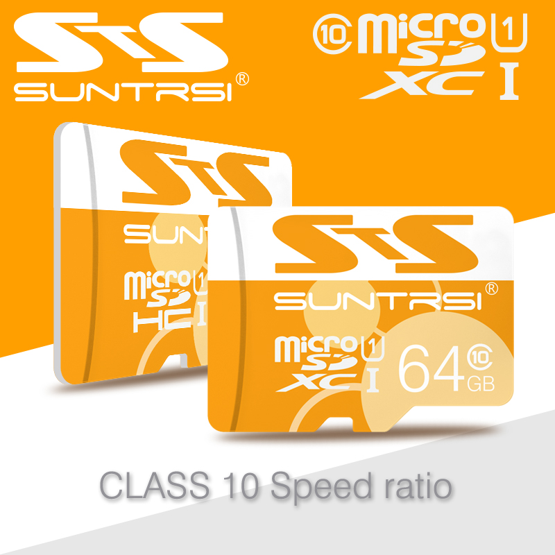 Suntrsi Microsd Real Capacity Memory Card 32GB Microsd card 16GB Micro SD Card 8GB for Phones Cameras High Speed Micro SD Card(China (Mainland))