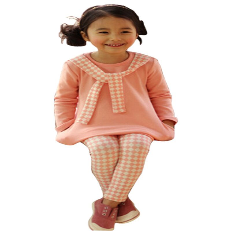 Hot selling children's clothes, 2015 spring and autumn girl dress free shipping(China (Mainland))