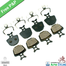 Buy Bicycle Disc Brake Pads FORMULA ORO K18 ORO K24 ORO PURO Disc Brake, GIANT DA7 Disc Brake, 4 Pairs/ORD, Black Resin for $6.50 in AliExpress store