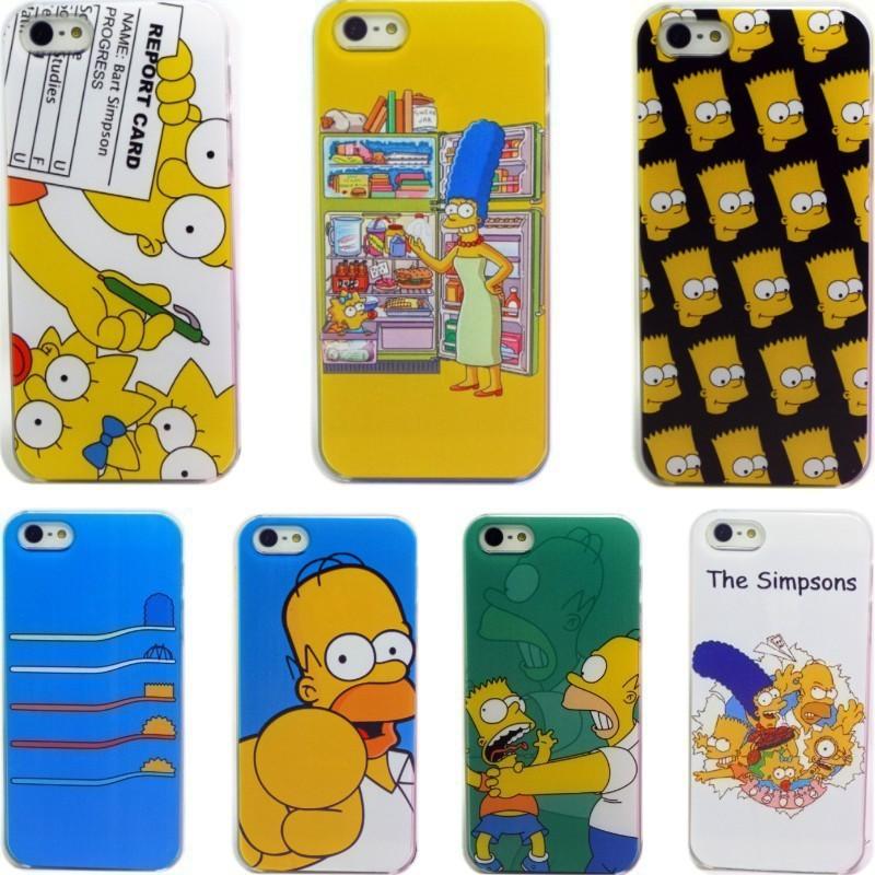 Case Simpsons Iphone 4 Popular Simpsons Iphone 4