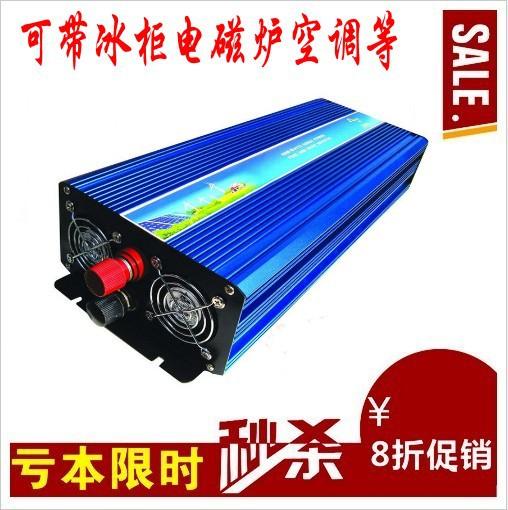2500W pure sine wave inverter solar PV inverter electric vehicle inverter(China (Mainland))