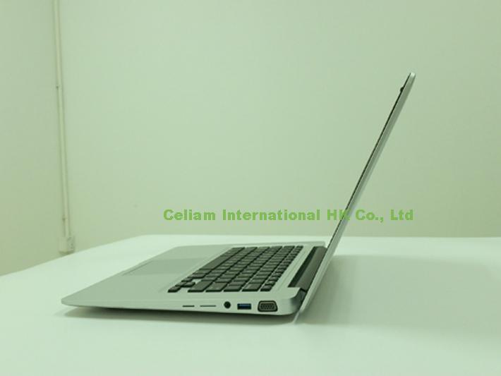 "laptop computer 14"" intel Ivy Bridge I3 dual core window 8 camera Wifi bluetooth 2G 500G HDMI RJ45 VGA ultra-thin(China (Mainland))"