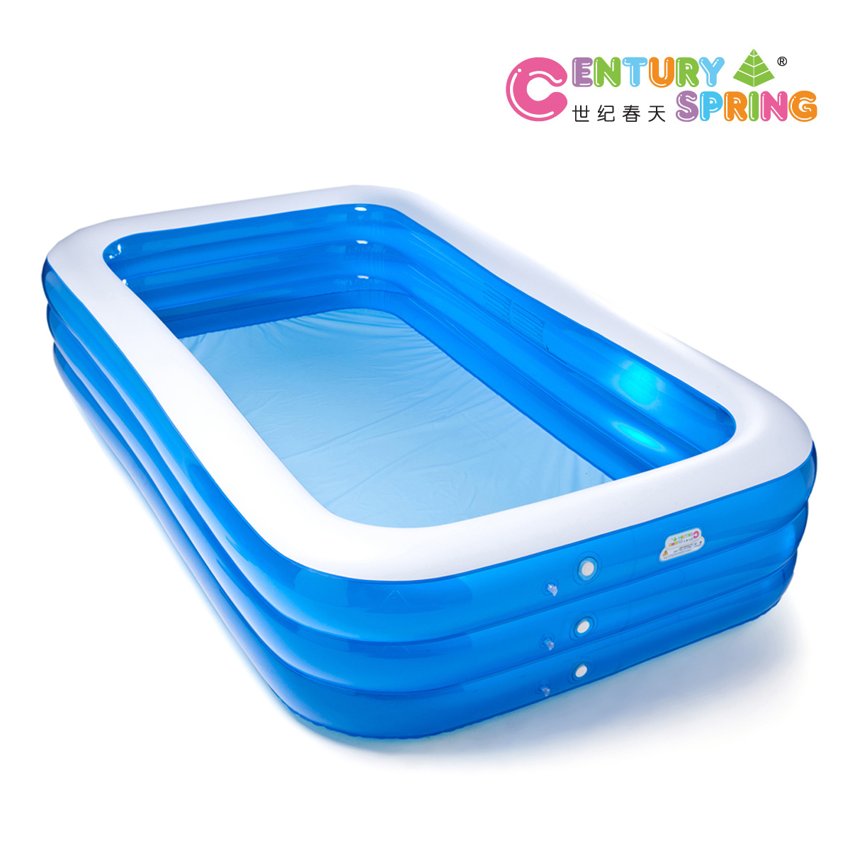 Adult extra large family swimming pool infant paddling for Large paddling pool