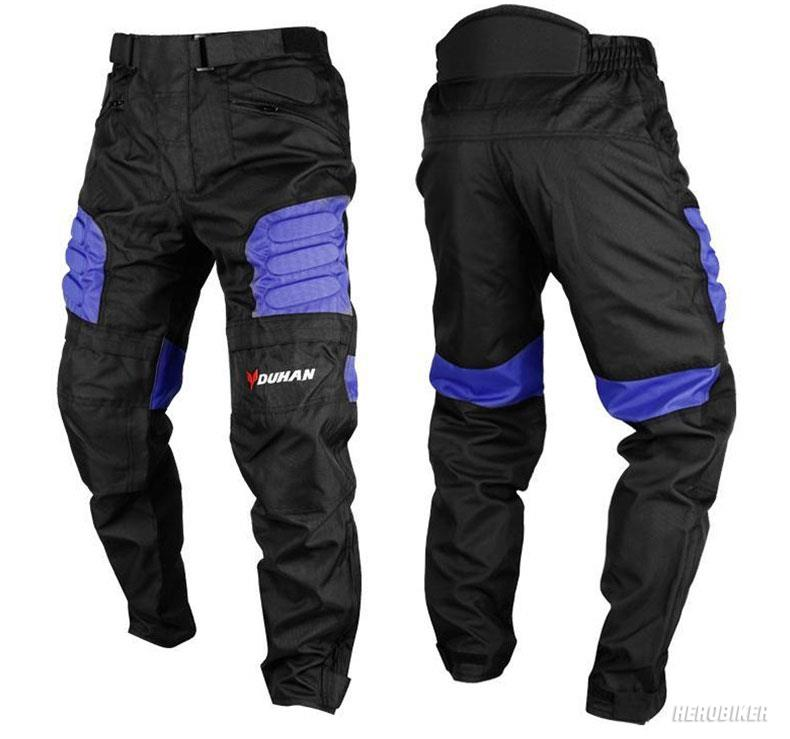 HTB1uwP4NpXXXXbjXFXXq6xXFXXX3 - DUHAN Men's Motorcycle Pants Riding Trousers Motocross Off-Road Racing Pants Sports Knee Protective Pants