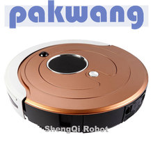 Vacuum Cleaner Shipping to the World Two Side Brush,Low Noise,Touch Screen,Multifunction Slim Robot Vacuum Cleaner(China (Mainland))