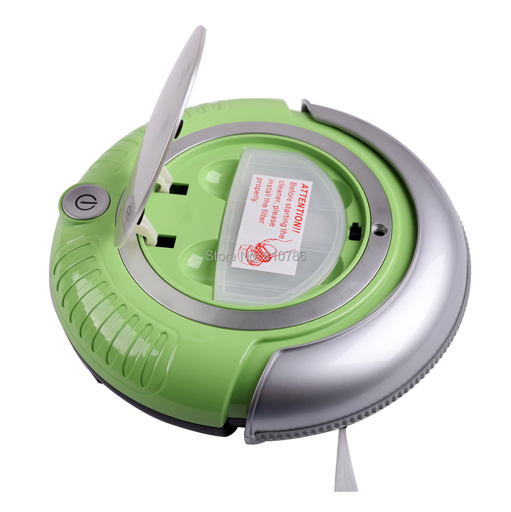 3 in 1 (Vacuum, Sweep, Mop) Mini Cheapest Robot Auto Vacuum Cleaner(China (Mainland))