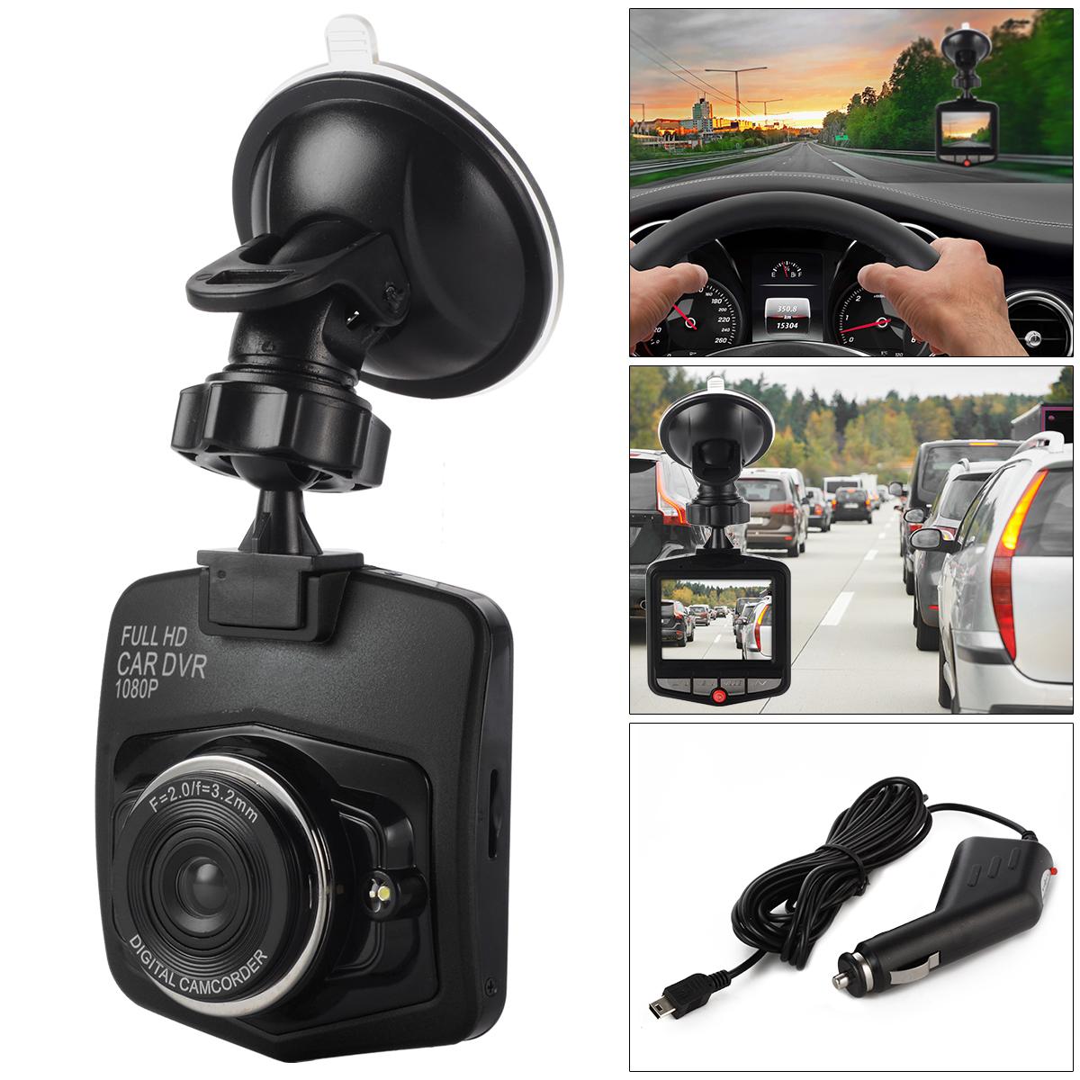 "2.4"" HD 170 Angle 1080P HDMI Car DVR Vehicle Camera Video Recorder Night Vision Dash Cam G-sensor MA339(China (Mainland))"