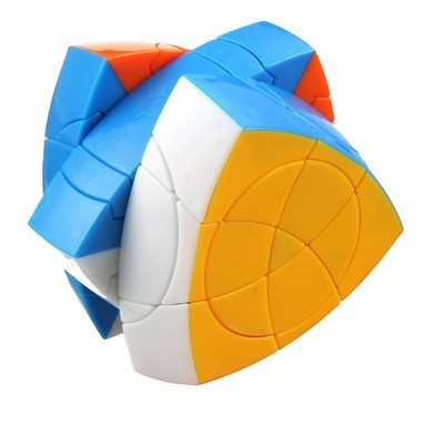 DaYan & MF8 Colored Crazy Pentahedron Magic Cube Venus Educational Toy Special Toys Concept Edition Birthday Gift Special Toys(China (Mainland))