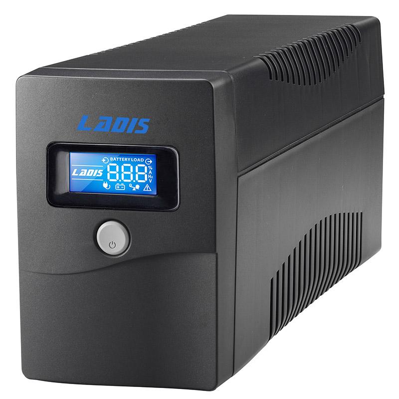 Фотография UPS uninterruptible power supply regulator 360W lightning H600 single computer 20 minutes Router