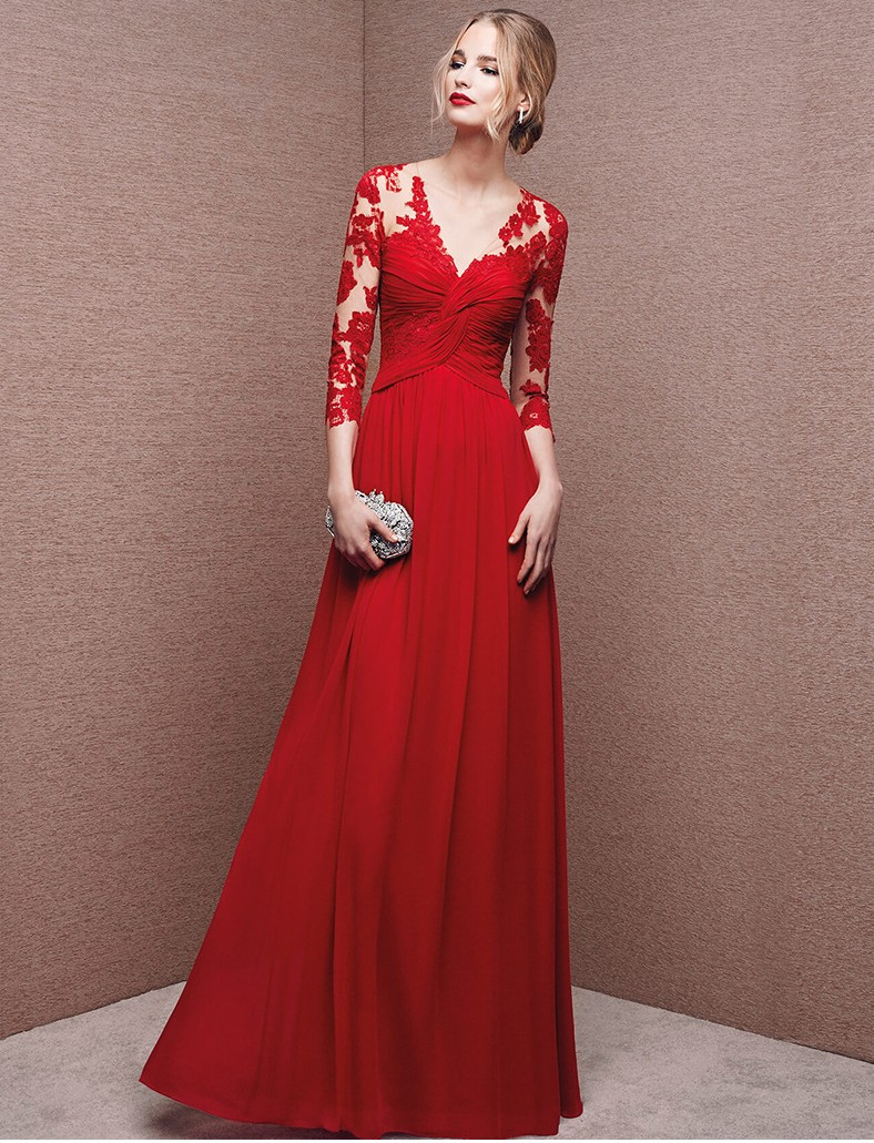 Long Formal Military Ball Dresses - Discount Evening Dresses