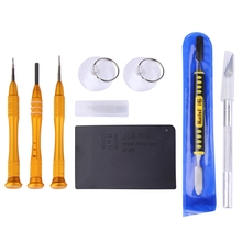 8 in 1 For iPhone 6s Professional Screwdriver Repair Open Tool Kit (China (Mainland))