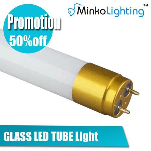 golden 18W 1200mm T8 LED glass led Tube SMD2835 90led/pcs AC100-240V 360degree FedEX 2 golden/silver - MINKO Lighting store
