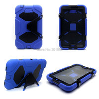 Hybrid Rugged Stand Cover Hard Case for Samsung Galaxy Tab3 7.0 T210 P3200 P3210