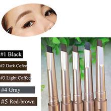 NEW Waterproof Eye Brow Eyeliner Eyebrow Pen Pencil Makeup Cosmetic Tool Make Up Beauty Eyebrow Pencil(China (Mainland))