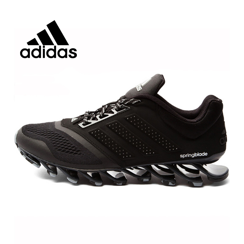 Discount Code For Mens Adidas Springblade Drive - Item 100 Original Adidas Springblade Drive 2 0 Men Running Shoes C77907 Sneakers Free Shipping 32281031908