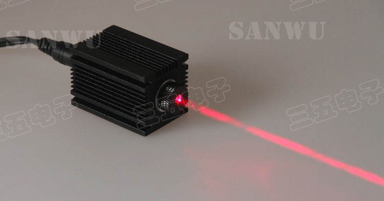 High power 650nm red laser module set,long time working,Chamber props with Support free shipping(China (Mainland))