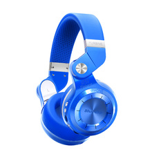 Buy Orignal Bluedio T2+ fashionable foldable ear bluetooth headphones headsets BT 4.1 support FM radio& SD card functions for $25.19 in AliExpress store