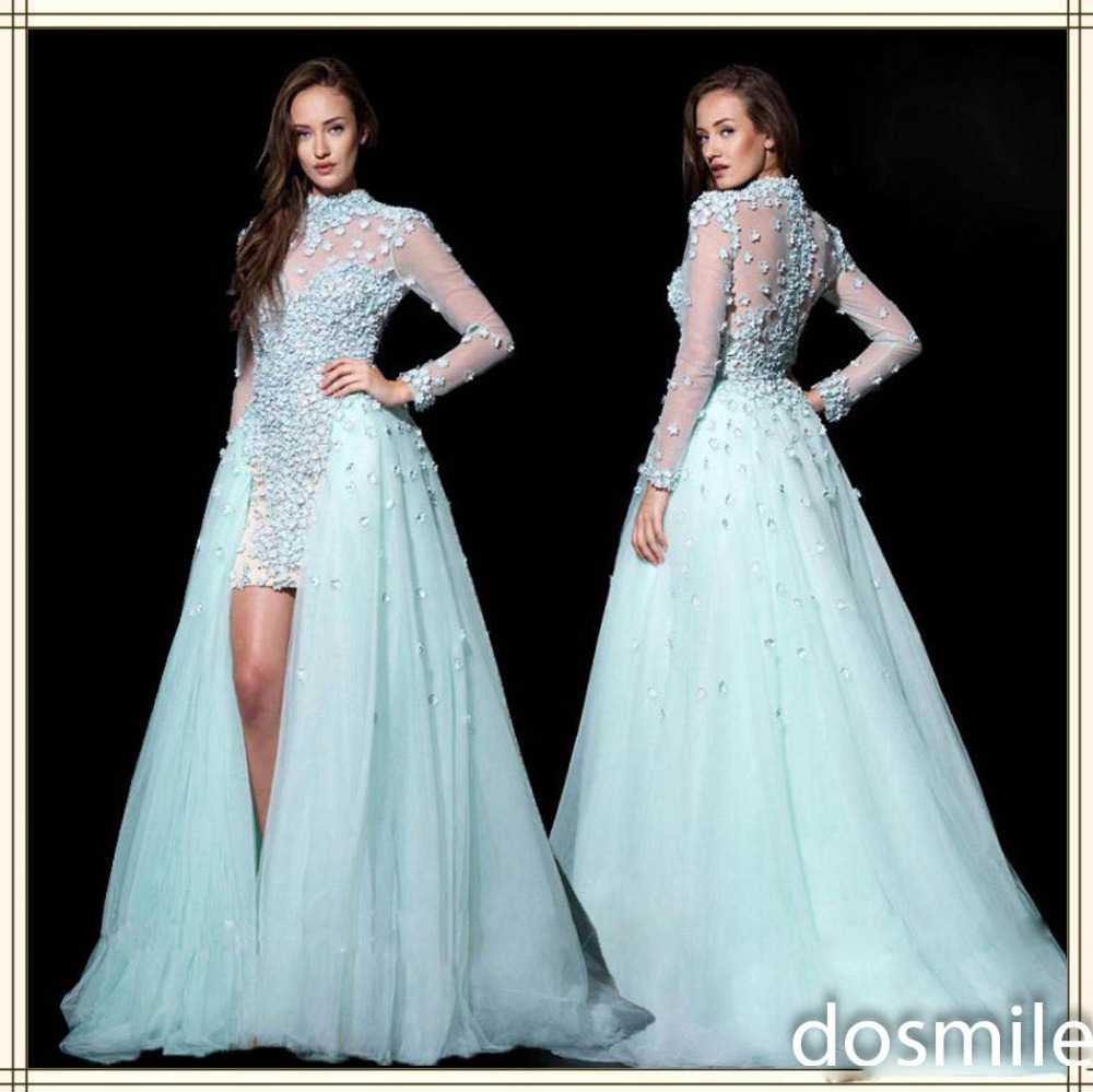 Evening Dresses with Detachable Skirt | Dress images