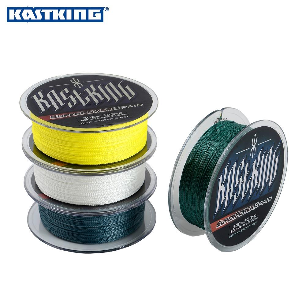 Kastking 300m pink white gray green yellow braided for Pink braided fishing line