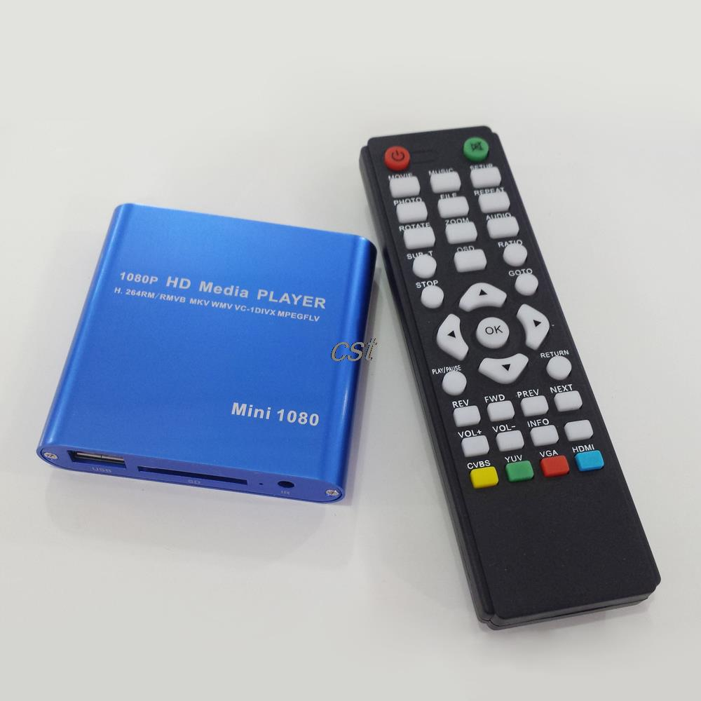 HDD - плеер CST Full HD 1080P USB /sd MMC OTG MKV h.264 RMVB DVD MPEG 130577 hdd плеер hdd media player 20pcs lot hdd 1080p hd tv box hdmi mkv rm sd usb sdhc mmc hdd hdmi hdmp0055