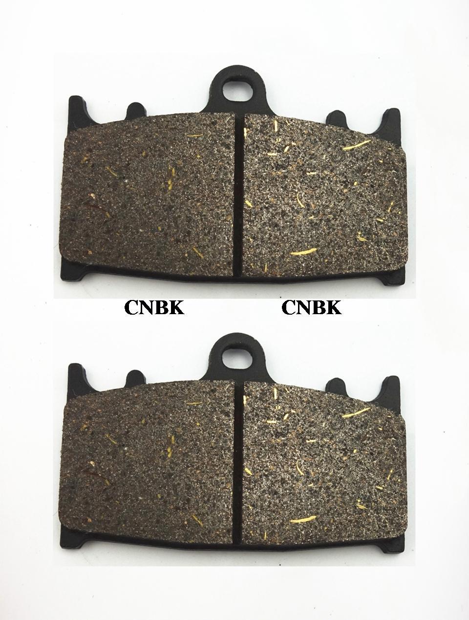 2006 - 2008 2007 Semi Met Front Left &amp; Right Disc Brake Pads fit for SUZUKI 600 GSR K6 / K7 / K8 GSR600 CNBK<br><br>Aliexpress