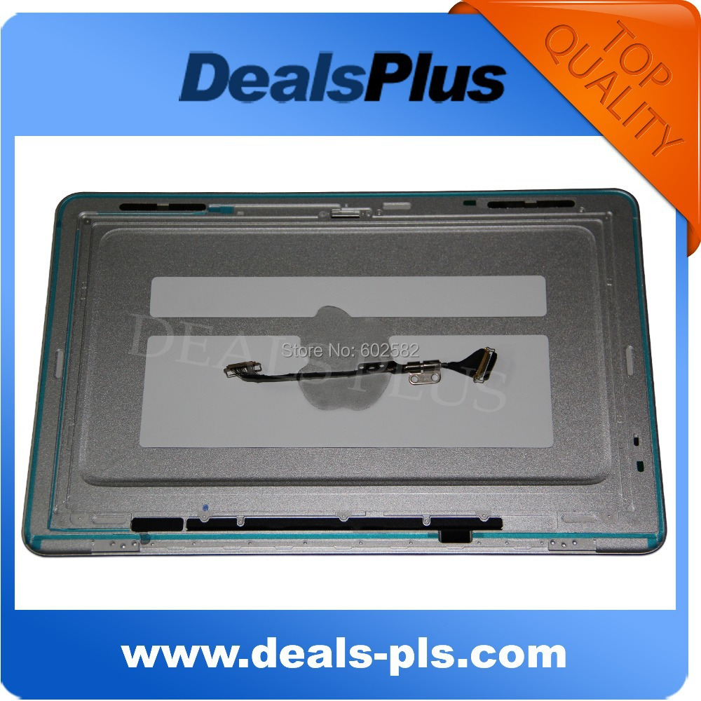 NEW  for MACBOOK AIR 11 A1370 LCD BACK COVER &amp; LCD HINGE CABLE<br><br>Aliexpress