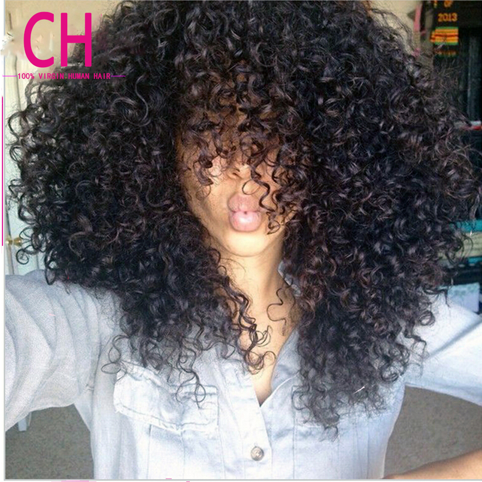 Гаджет  2015 Summer Brazilian Virgin Hair Afro Kinky Curly Virgin Hair 3pcs Unprocessed Virgin Hair Rosa Hair Products Ailiexpress UK None Волосы и аксессуары