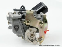 2011 New,Motorcycle Carburetor,Scooter / Racing / Motorcycle Carburetor GY6 50 19MM Free Shiping
