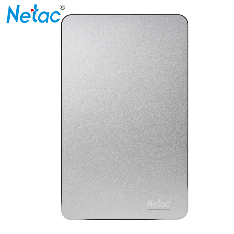 Netac K330 500GB HDD USB3.0 External Hard Drive Disk Metal Housing HD Hard Disk Storage Devices With retail packaging(China (Mainland))