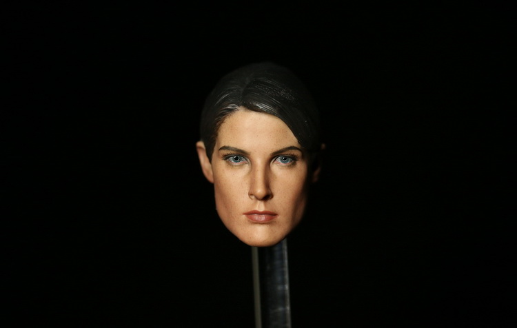 1/6 scale figure head shape 12 inch Action doll Marvel's Avengers Maria Hill Female figure, include body - Figuredolls store