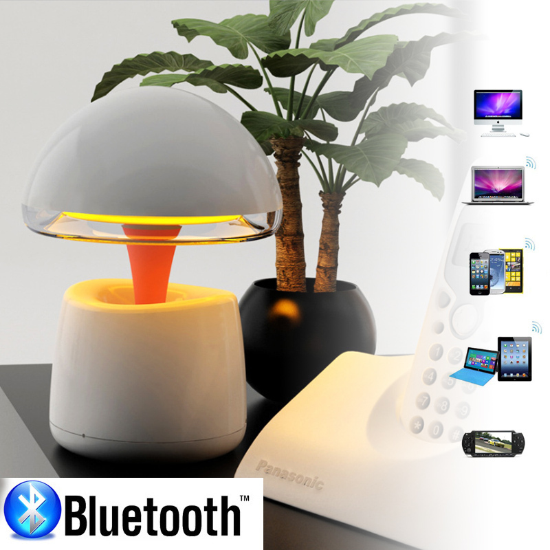 Original Multifunction Remote Control A LA Magic Lamp with Bluetooth Speaker Power bank for mobile phone Intelligent Alarm Clock