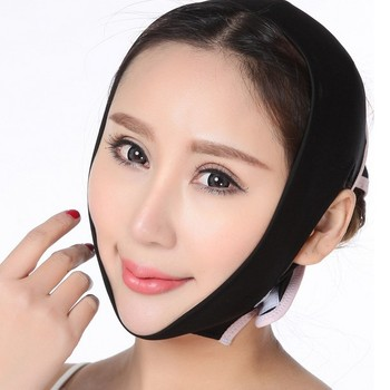 Newest face shaping facial thin belt  face lifting mask chin slimming belt face bandage
