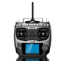 Più nuovo 2.4g 9ch sistema radiolink at9 rc radio trasmettitore e ricevitore tx + rx per drone elicottero di telecomando spedizione gratuita(China (Mainland))