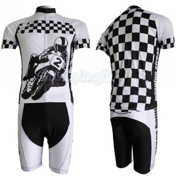 Free Shipping 2014 Outdoors Sports Bicycle Suits Short Sleeves Sports Bike Clothes Cycling Team Jersey+Shorts Size S-3XL(China (Mainland))