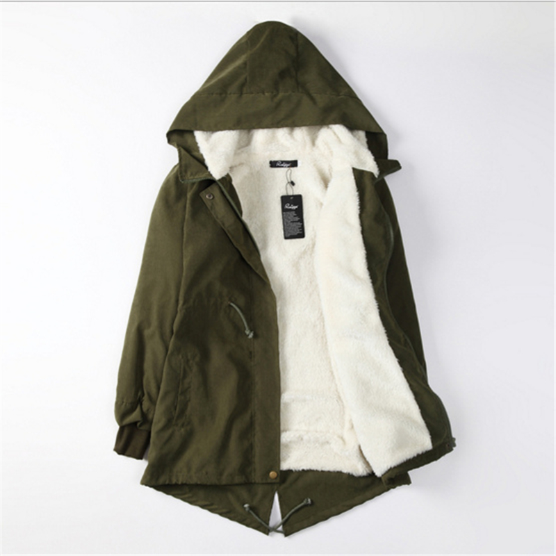 Womens Green Parka Coat Promotion-Shop for Promotional Womens