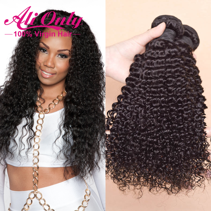 Cheap Kinky Curly Brazilian Hair Weave Bundles 3 Pcs New Brazilian Kinky Curly Virgin Hair Soft Brazilian Hair Kinky Curly Weave