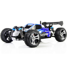 Hot sales  Electric Rc Cars 4WD Shaft Drive Trucks High Speed Radio Control Wl A959 Rc Monster truck, Super Power Ready to Run(China (Mainland))