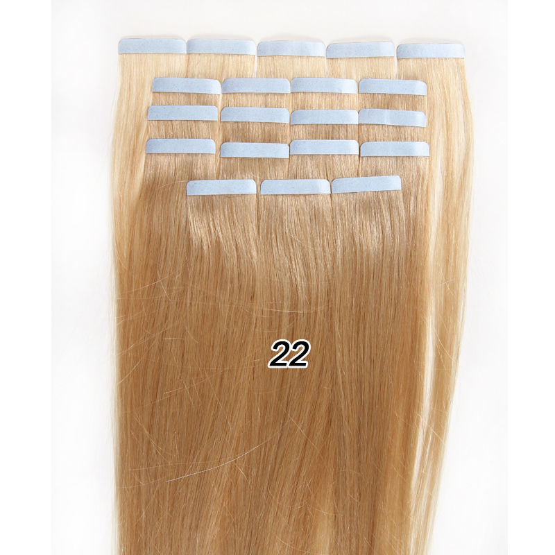 Dying Remy Hair Extensions 40