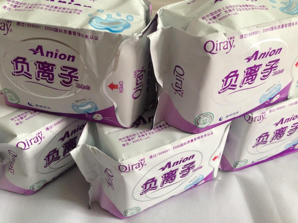 One lot 6packs MIX Winalite Lovemoon Anion Sanitary napkin, Sanitary towels, Sanitary pads Panty liners WITH GOOD GIFT(China (Mainland))