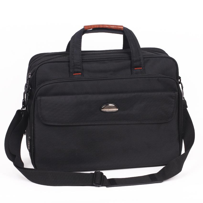 Male 14 - 15 commercial laptop bag briefcase handbag messenger bag(China (Mainland))