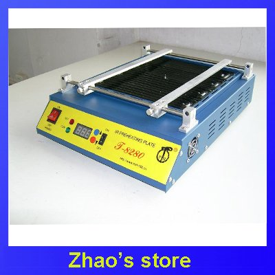 PUHUI T8280 T-8280 preheating station preheat oven 220V or 110V(China (Mainland))
