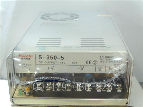 [ZOB] Heng Wei 5V50A S-350-5 switching power supply<br><br>Aliexpress