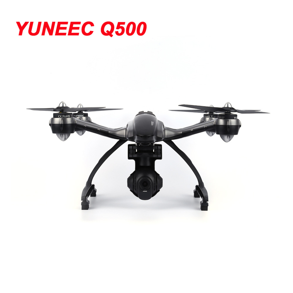 With Carton Box Color Printed YUNEEC Q500 with 4K HD Camera 10ch FPV font b drone