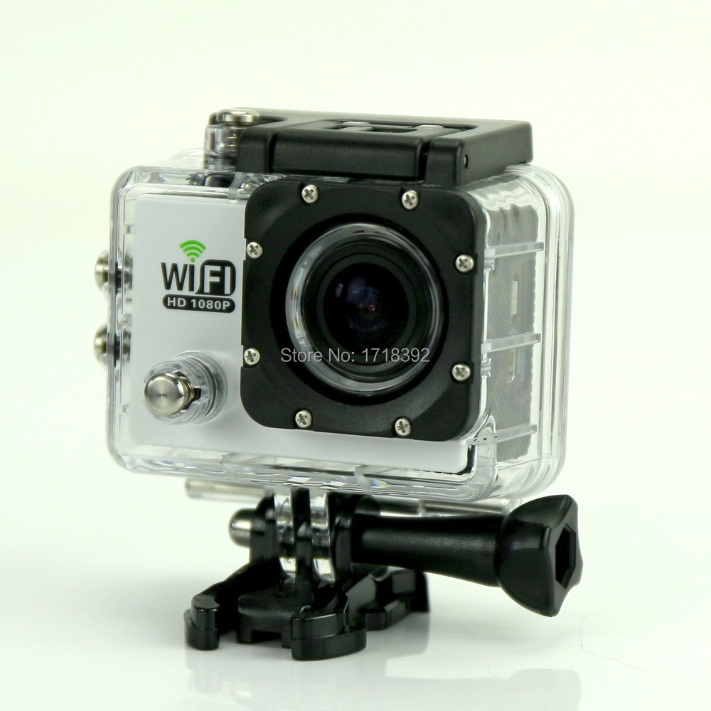 new sj6000 wifi sport action camera 1080p full hd waterproof camcorders gopro hero 3 go pro. Black Bedroom Furniture Sets. Home Design Ideas