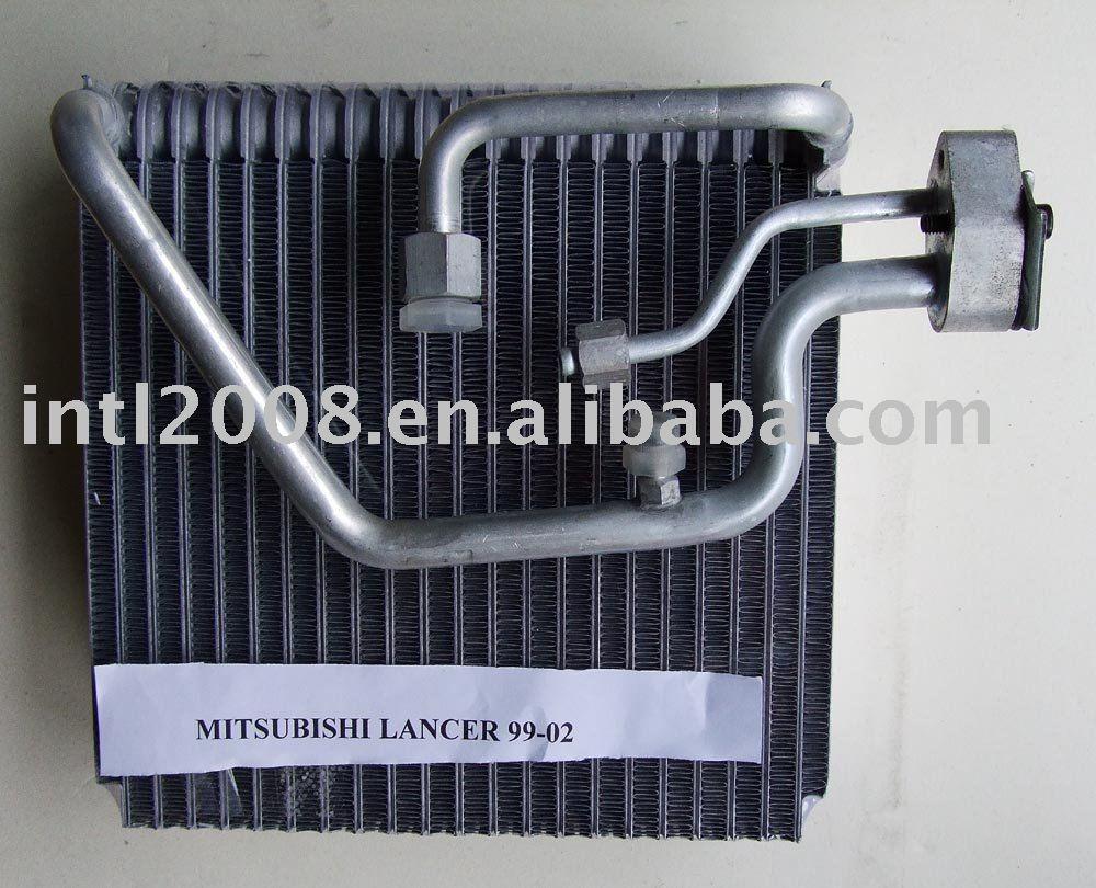 Auto Evaporaotor For Mitsubishi Lancer Auto Evaporator Car Evaporator Evaporator Coil