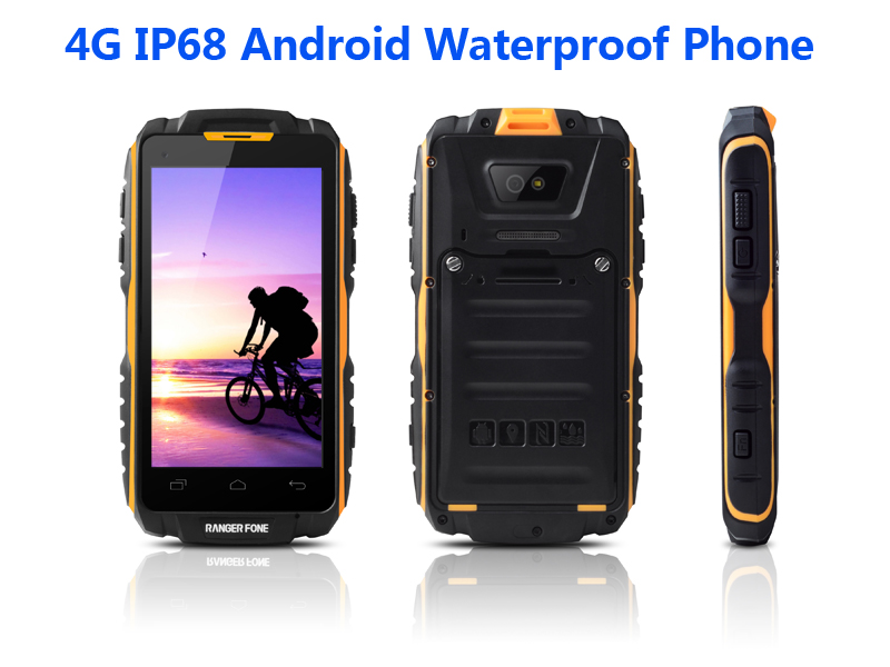 original unlocked cellular mobile America swimming phone s18 Android NFC rugged waterproof smartphone 4G lte For Rogers Verizon(China (Mainland))