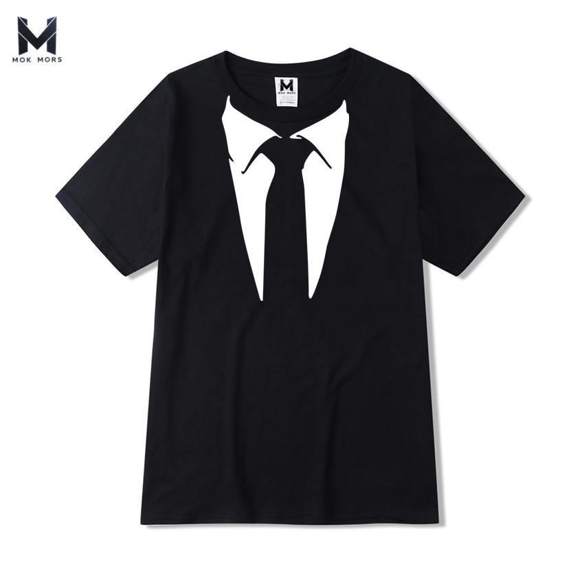 2017 Summer 100% Cotton Fashion 3D Tie Printing T shirt men Lovely Shirt Good Quality Comfortable Brand Mens T Shirts Soft Tops(China (Mainland))