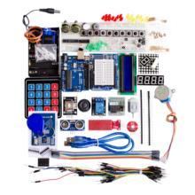 Buy Starter Kit arduino Uno R3 Uno R3 Breadboard holder Step Motor / Servo /1602 LCD / jumper Wire/ UNO R3 for $31.07 in AliExpress store