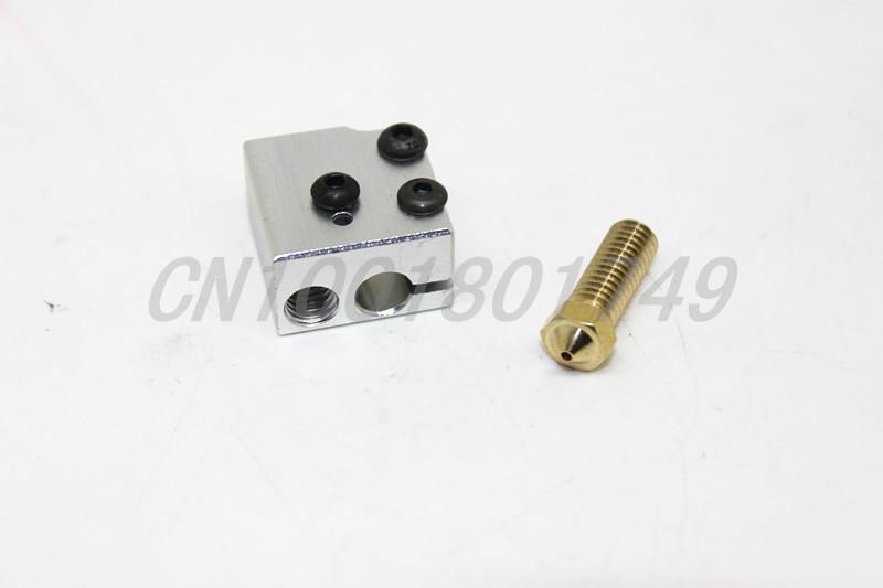 Запчасти для принтера Big Tree Tech 3D j/1.75/3.0mm 12 v E3D v6 0.2/0.3/0.4mm +
